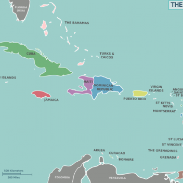 Caribbien Region
